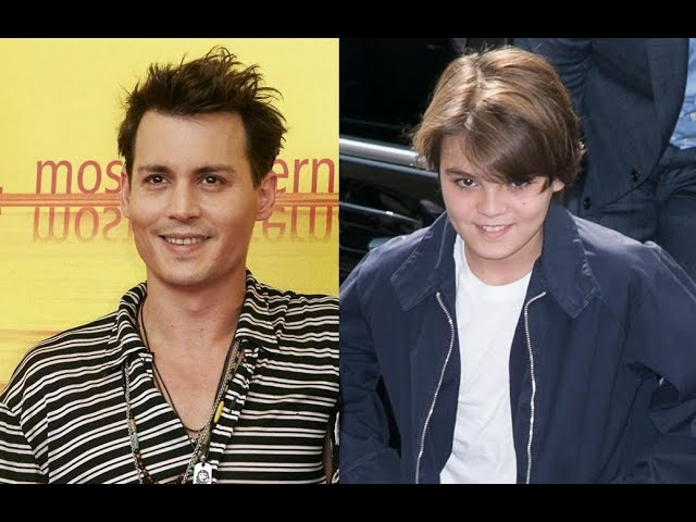 Johnny Depp\'s Son Jack Depp Looks So Much Like His Dad Now [Life Story Of Jack John  Depp