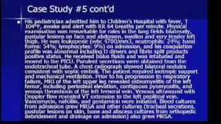 Staphylococcus aureus sepsis syndrome