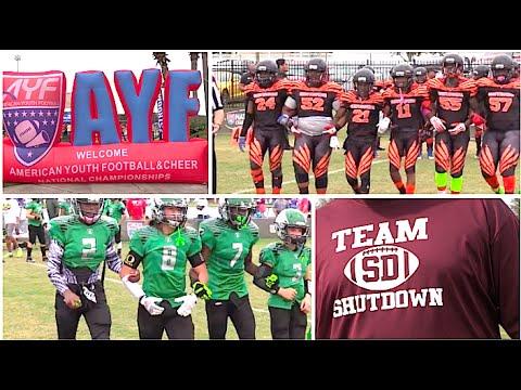Shutdown Academy (Baltimore, MD) vs IE Ducks (CA) AYF National Semi Finals - Orlando (FL)