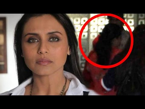 Don't click my pictures yells Rani Mukerji yells at the photographers | Bollywood News | SpotboyE