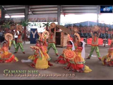 KABANKALAN 18TH CHARTER DAY 2015: UDYAKAN FESTIVAL