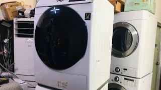 삼성 17kg세탁기+14kg건조기 직렬연결(wr-pp1…