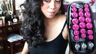 Conair Multi-Size Hot Rollers First impression - itsjudytime