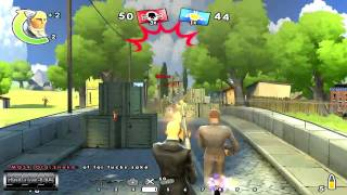 Battlefield Heroes Gameplay (PC HD)