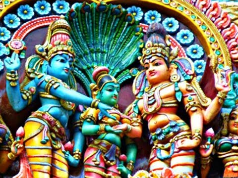 Madurai Meenakshi Amman - Legend or History? (English Transcription)