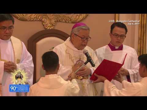 90th Canonical Coronation Celebration | Birhen ng Antipolo