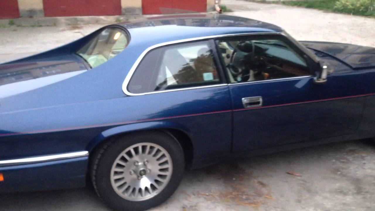 JAGUAR XJS V12 1995 Engine Idle