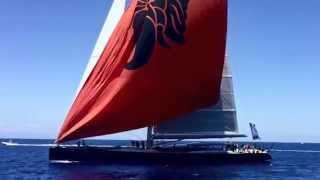 Dubois Cup 2015 - Superyacht sailing regatta in Sardinia