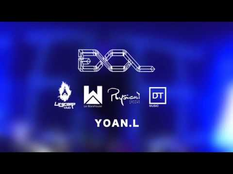 Yoan.L _EXIL pres DRUMCODE @ Le Warehouse By Le Scorp 27.03.16