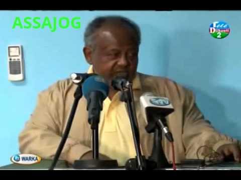 Djibouti: Warkii Maanta    22/02/2015