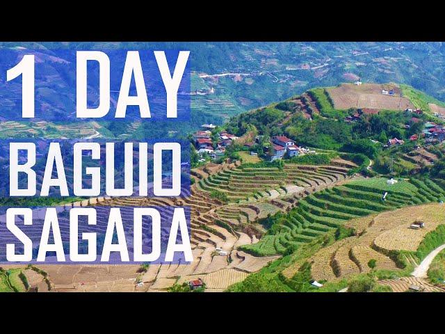 1 Day (Solo) MTB Ride - Baguio to Sagada -- MTB Touring Adventure. Philippines