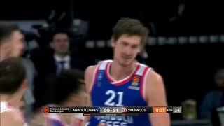 #EuroLeague: Şubat Ayı En İyi Asistler