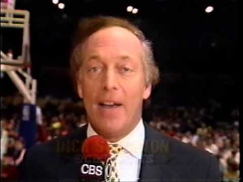 CBS Intro: February 25, 1990; Pistons/Knicks