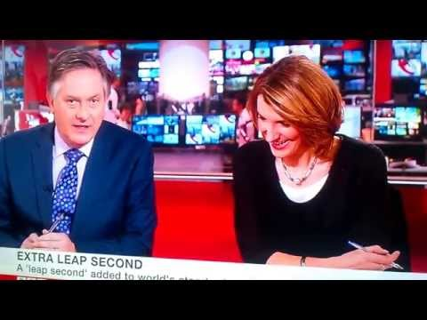 BBC NEWS Extra Second This Year