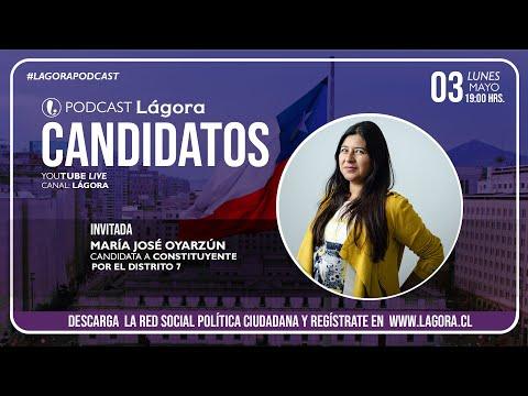 Entrevista a Maria José Oyarzún - Constituyente por el Distrito 7