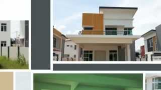 House For Sale In Melaka, Double Storey Taman Paya Rumput Perdana