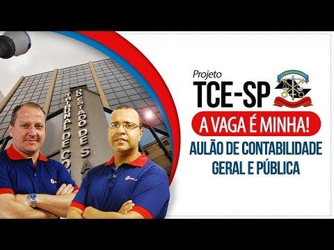 Concurso TCE-SP | Aulão de Contabilidade Geral e Pública