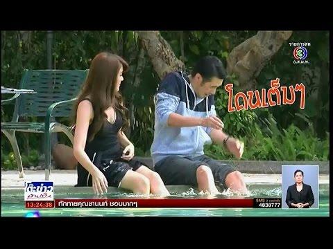 ตะลุยกองถ่าย | เบื้องหลังละคร ปดิวรัดา และ นางร้ายที่รัก  | 21-05-58 | TV3 Official