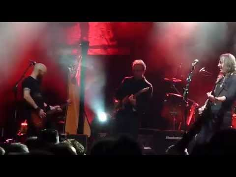 New Model Army Till the end of the day KOLN w/Hugh Cornwell 2014