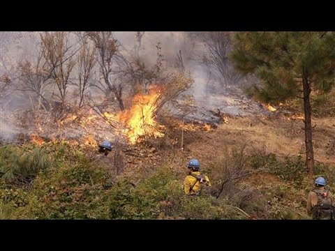 Washington Wildfires in Danger of Growing