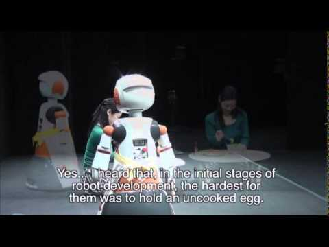 Robot Human Theater I,Worker