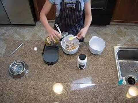 Making Homemade Pet Food with BalanceIT