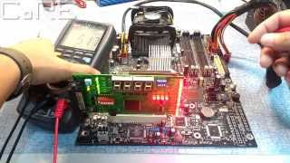 Ремонт материнской платы с помощью подстроечного резистора.(В этом видео показана диагностика неисправности на материнской плате Intel с помощью переменного резистора..., 2013-09-21T07:29:54.000Z)