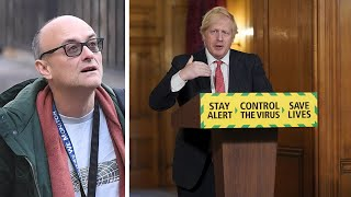 Watch again: Boris Johnson leads daily Covid-19 briefing as he faces calls to sack Dominic Cummings