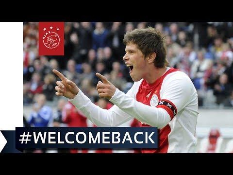 Welcome back, Klaas Jan Huntelaar!