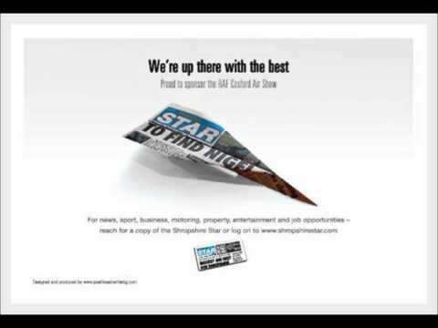 Media Appendix 8- Print Adverts
