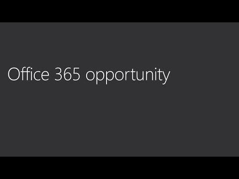 Office 365 developer platform overview - BRK2249