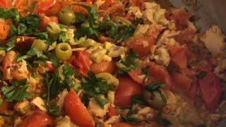 참치 파스타 ( Tuna Pasta With Tomat…