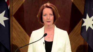 Julia Gillard Warns End of the World is Coming Thumbnail