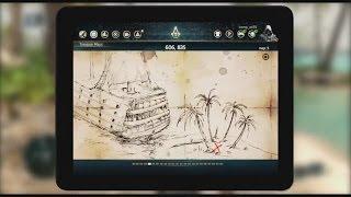 Assassin's Creed 4: Black Flag (Чёрный флаг) — Companion App | ТРЕЙЛЕР