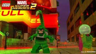 Lego Marvel Superheroes 2   Scorpion - Unlocked