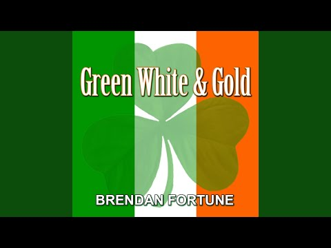 Green White & Gold (Backing Track)