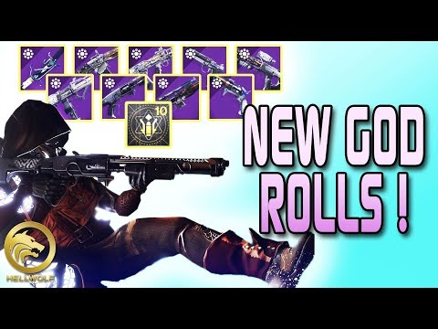 Destiny 2 - CURATED ROLLS & EASY JUSTICE PALIER 2! Comment Obtenir, Perks & Guide Palier 2 thumbnail