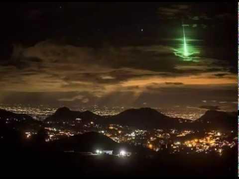 Meteorito en Ica Abril de 2020