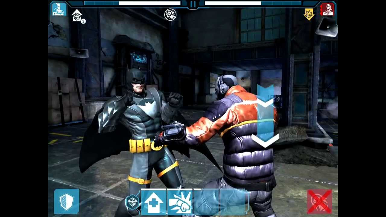 Скачать игру бэтмен аркхем сити на андроид - …