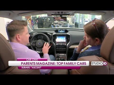 Parents Magazine names Subaru Ascent Best Three-Row SUV 2019