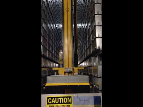 Regenstein Library - Robotic Collection