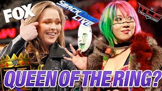 WWE Queen Of The Ring in 2019?! Ronda Rousey Moving to SmackDown Live?! | News and Rumors