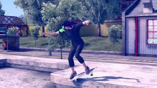 skate 3 Pier  lines 1