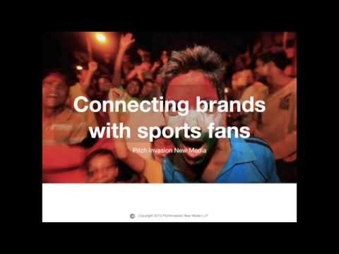 Pitch Invasion New Media - Connecting Brands with Sport Fans