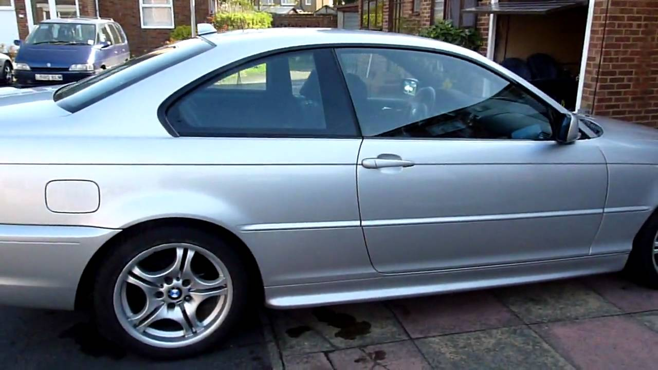 bmw 3 e46 coupe 318 ci m pakiet youtube. Black Bedroom Furniture Sets. Home Design Ideas