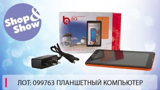 Shop & Show (Электроника). 099763 Планшетный Компьютер