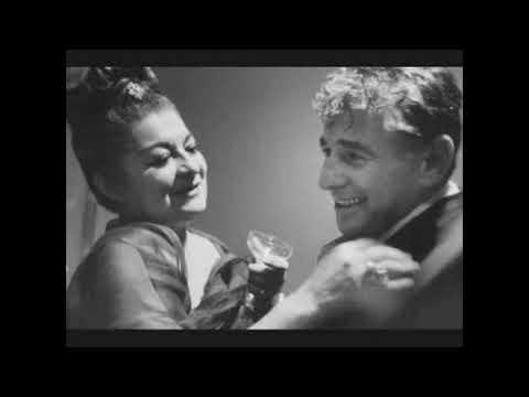 Jennie Tourel, Leonard Bernstein: O never sing to me again: Carnegie Hall: 3/2/69