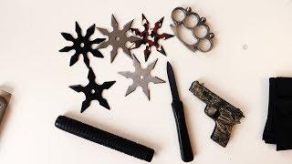 Waffen vom Tschechien Markt die in Deutschland verboten sind! - Review