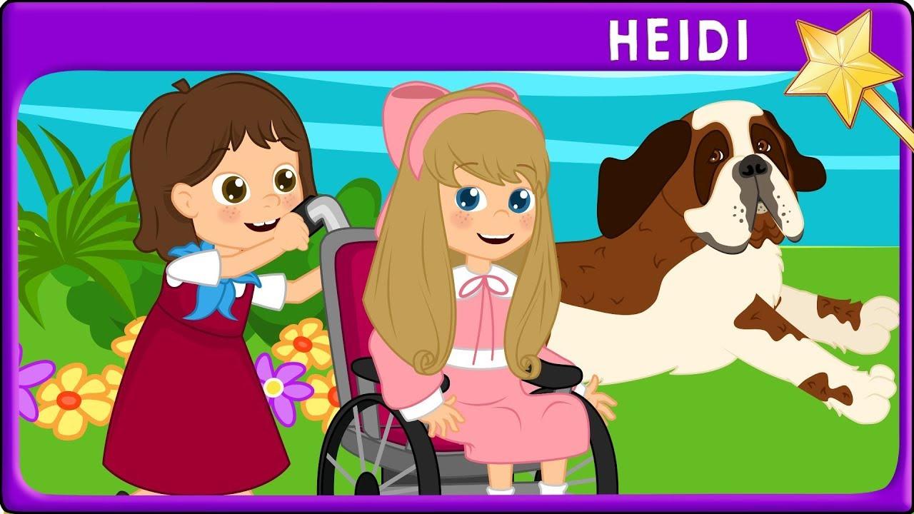 2 Masal | Heidi ve Alice Harikalar Diyarında | Adisebaba Masal