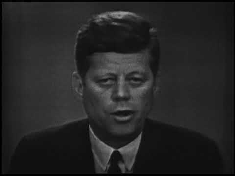 John F. Kennedy's 1963 Televised Address to the Nation on Civil Rights